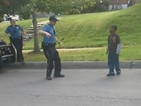 Cop Challenges Kid To Dance-Off And Loses Miserably