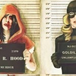 Popular Fairy Tale Characters Transformed Into Criminals