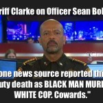 Sheriff David Clarke On Murder Of Memphis Cop Sean Bolton