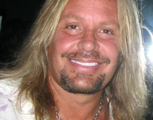 Vince Neil Source: Wikimedia Commons